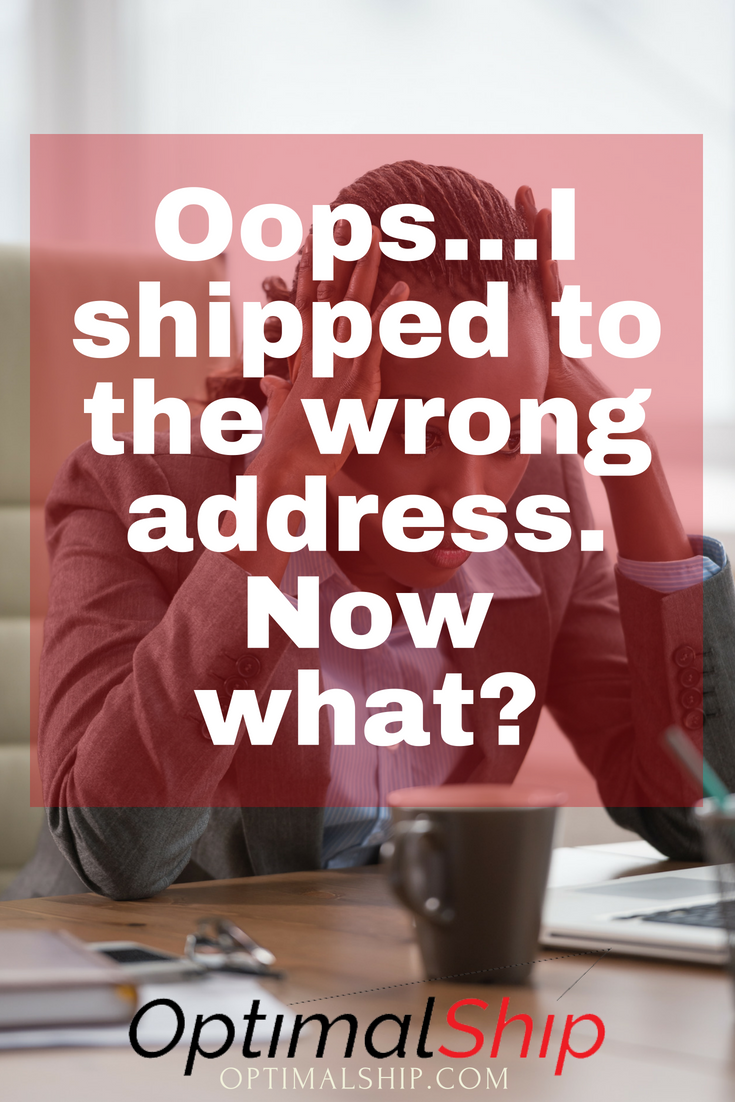 What Happens if My Shipping Address is Wrong?
