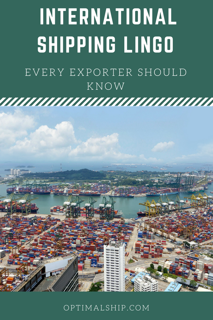 Most Commonly Used International Shipping Terms Everyone Should Know
