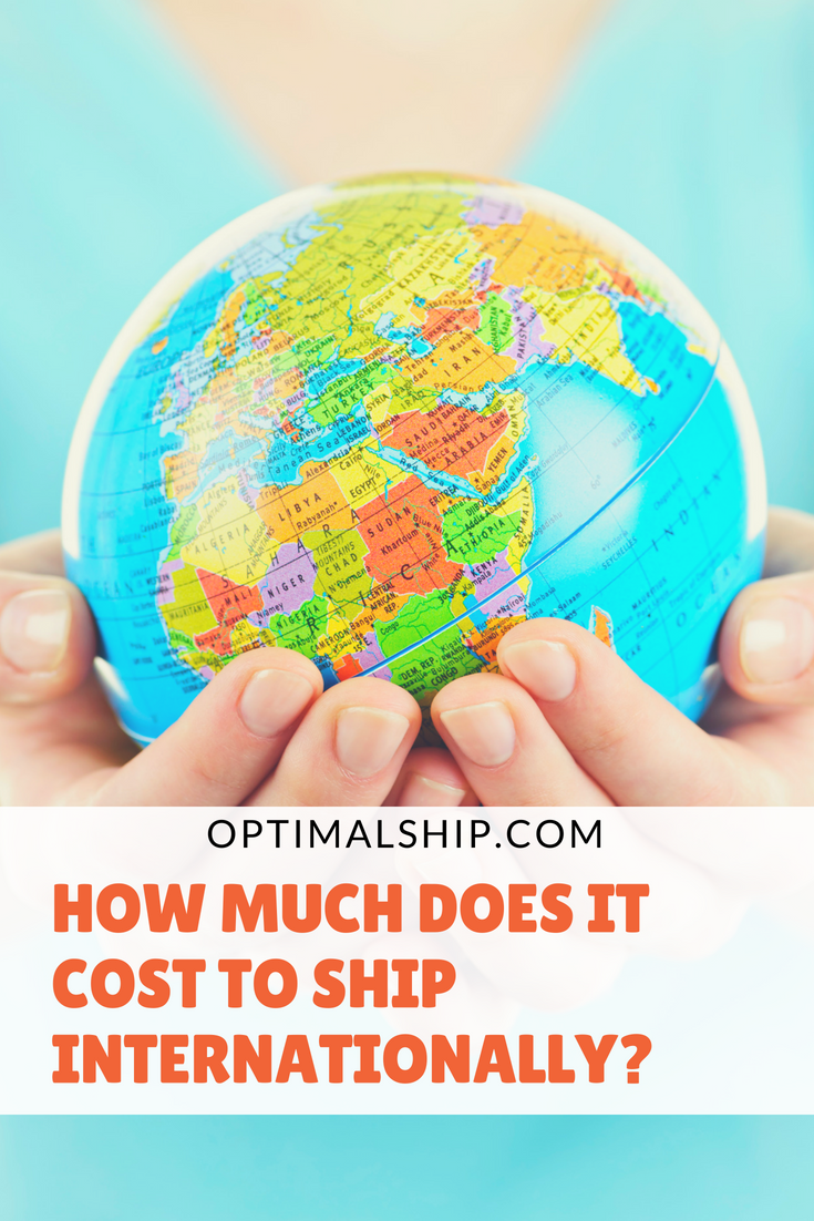 How Much Does It Cost to Ship Internationally?